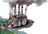 Чому Україна не виконує своїх зобов'язань перед світом щодо скорочення викидів вугільних електростанцій?