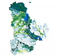 Екологічна мережа Київської області