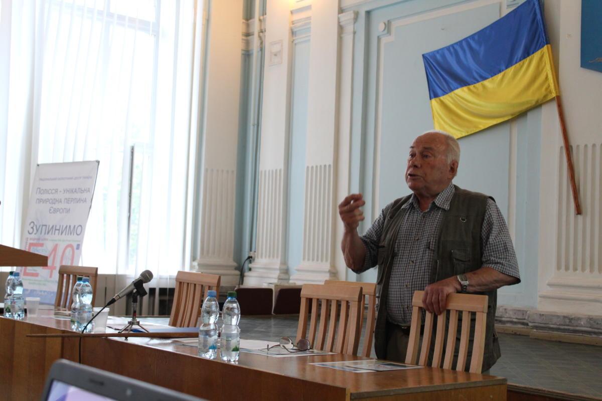 Аркадій Шапар, директор ІППЕ НАНУ
